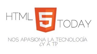 HTML5 Today 1