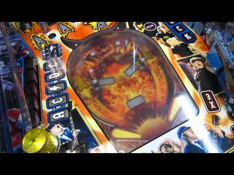 Stern AC/DC Pinball Premium LE versus Pro: hardware, toys, review