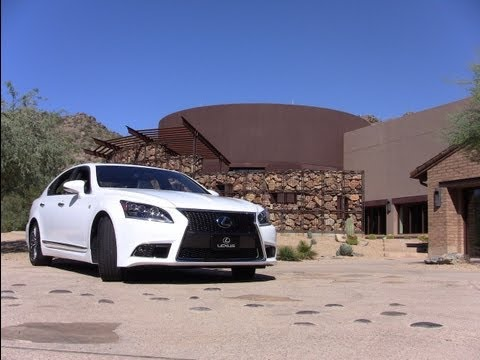 2013 Lexus LS & F Sport First Drive Review