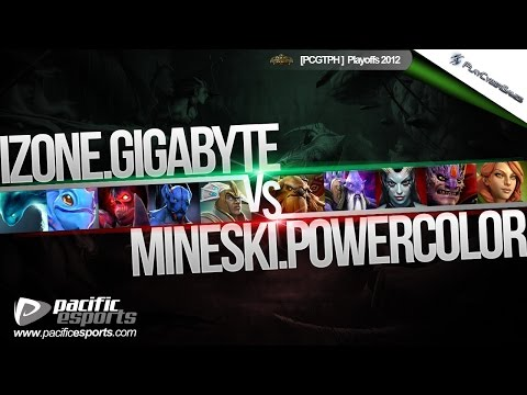 [PCGTPH Playoffs] Ledion Dreamz vs Mineski