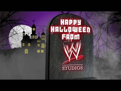Happy Halloween from WWE Studios!