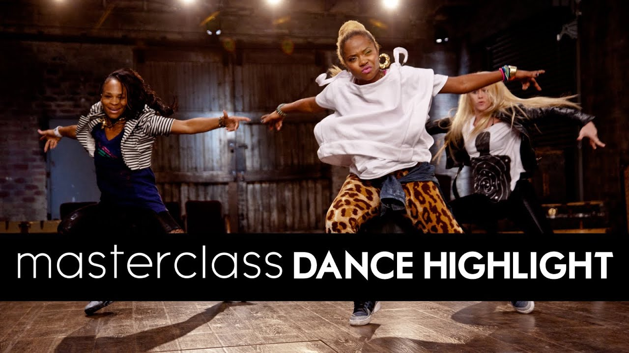 LEARN TO DANCE:  Jamaica Craft's CIARA'S PROMISE Masterclass Routine [DS2DIO]
