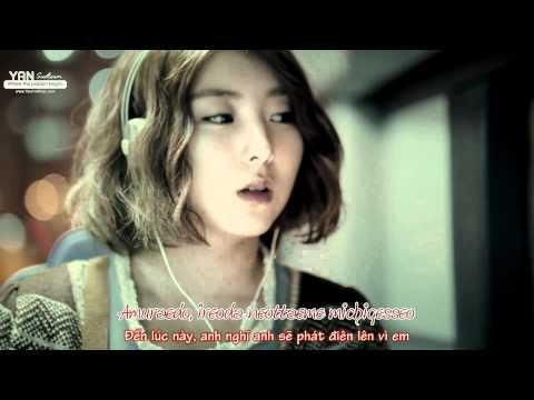 [R+Vietsub YANST] Crazy – Teen Top (Starring 4Minute's SoHyun) [HD]