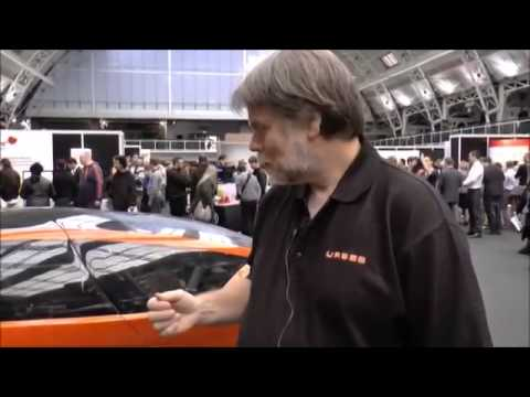 3D printed car creator discusses future of the Urbee