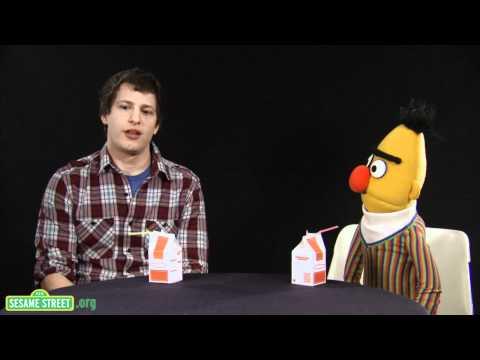 Conversations With Bert: Andy Samberg, Part 1