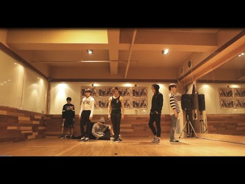Back (Dance Practice Version)