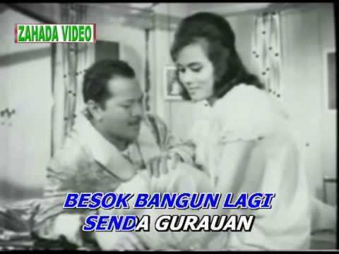 """""""Pukul Tiga Pagi"""" - Sarimah kena kebas, lagu P.Ramlee versi filem """"Madu Tiga"""" by Zamhari Hj Materang"""