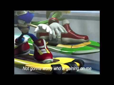 Sonic: Race to Win [With Lyrics]