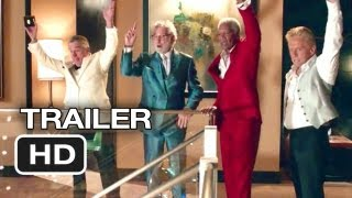 Last Vegas Official Teaser Trailer (2013) - Morgan Freeman, Robert De Niro Movie HD