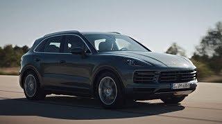 Porsche Cayenne стал полноуправляемым