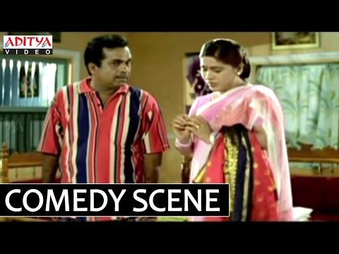Kshemanga Velli Labanga Randi Comedy Scenes - Brahmanandam & Family Comedy