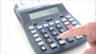Como calcular o IVA