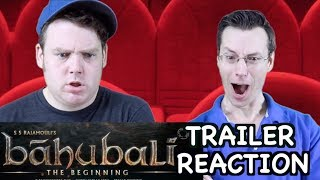 Bahubali - The Beginning - Trailer Reaction