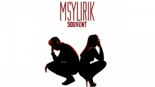 Msylirik – Souvent –  Cover