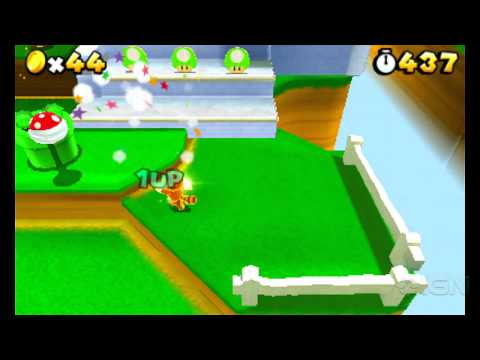 Super Mario 3D Land: World 2-1 -q-pW-0OgFUU