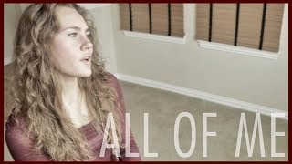 "John Legend - ""All of Me"" - Tyler Ward & Kristine Wild (Acoustic cover) - Music Video"