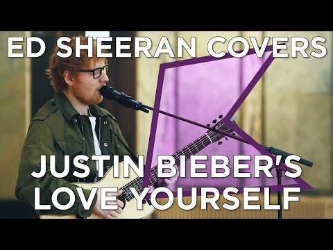 Love Yourself (Live) [Justin Bieber Cover]