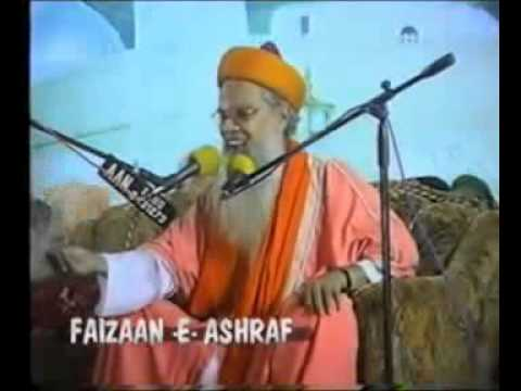 Moulana Hashmi Miyan--Aamade Mustafa  PBUH