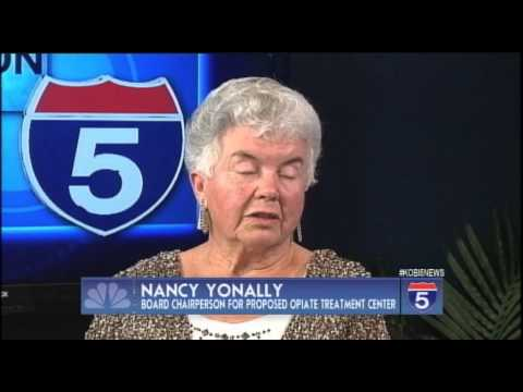 Nancy Yonally - Board Chairperson for Proposed Opiate Treatment Center