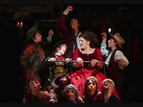 I'd Do Anything - Oliver! 2009 London Cast - Laurence Jeffcoate, Jodie Prenger and Rowan Atkinson