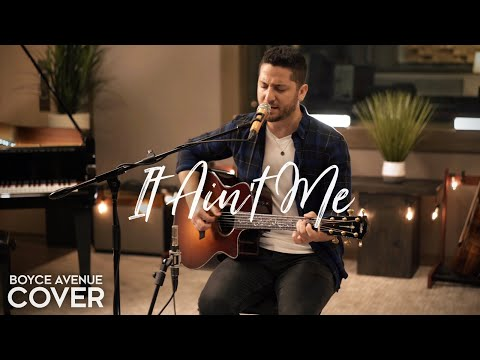 It Ain't Me (Kygo Acoustic Cover)