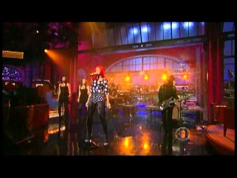 "Rihanna - ""What's My Name?"" 11/16 Letterman (TheAudioPerv.com)"
