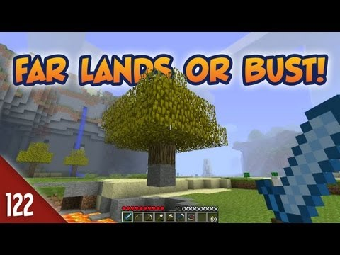 Minecraft Far Lands or Bust #122 - The Stone Tree