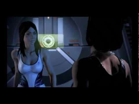 Mass Effect 3: Flirting with [s]Jessica Chobot[/s], I mean, Diana Allers