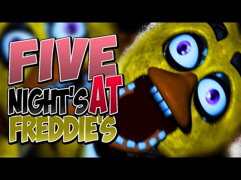 THIS IS THE WORST JOB IN THE WORLD. - Five Nights At Freddy's #2