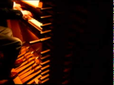 Johan Sebastian Bach - Aria sulla quarta corda per organo