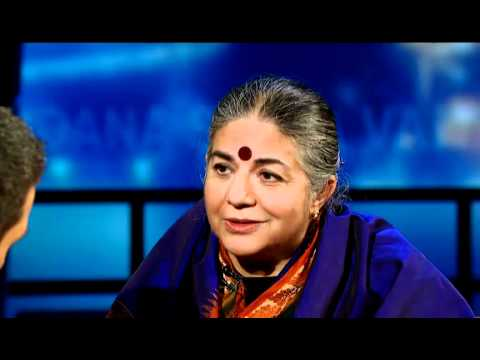 Vandana Shiva On Strombo: Full Extended Interview