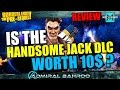 Borderlands the Pre-Sequel: Handsome Jack DLC Review - Is He Worth 10$?