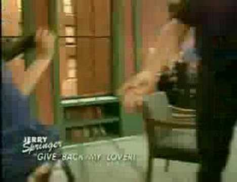 Best of Jerry Springer Fights