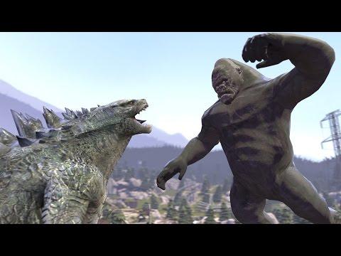 Godzilla vs. Kong But Not Really...[SFM] - UC_ENPFDGZcBxnlxjPCq5gKA