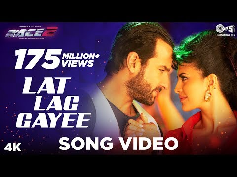 Lat Lag Gayee - Official Video Song - Race 2