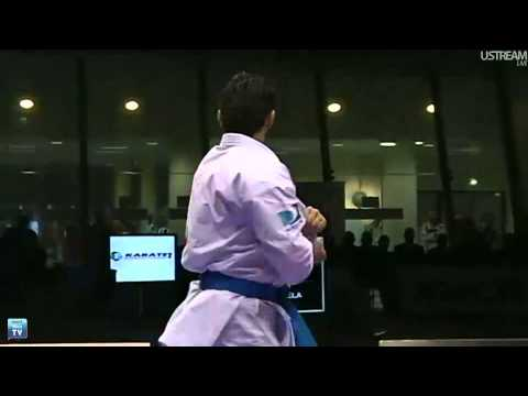 Cleiver Casanova (Ven) vs. Antonio Diaz (Ven) - Paris Open 2012