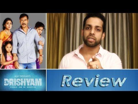 Drishyam (2015) Hindi BluRay 720p - 12 GB 480p