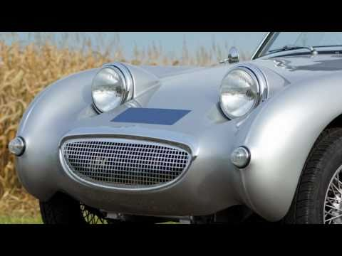 1959 Austin Healey Sprite Mk I 'frog eye' for sale, a vendre, verkauf, te koop