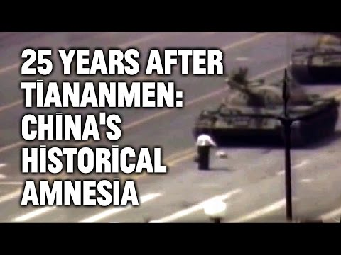 See How the Chinese Government Deleted History