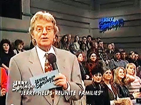 Jerry Springer 1995