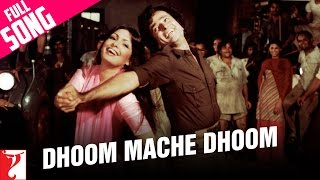 Dhoom Mache Dhoom - Full Song | Kaala Patthar