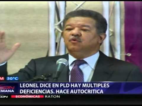 LF critica sistema político nacional