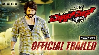 Masterpiece - Kannada Trailer