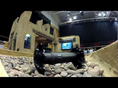 Robots Invade ICRA Show Floor