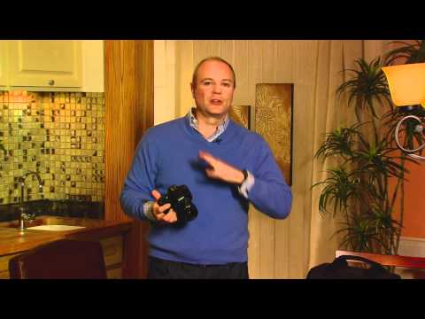 QVC Host Dave James: QVC Presents The Canon Rebel Digital SLR Camera