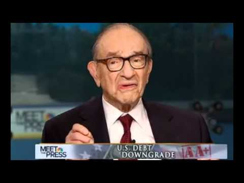 Alan Greenspan: WE CAN ALWAYS PRINT MORE MONEY