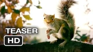 Squirrels Teaser Trailer (2014) - Squirrel Horror Movie HD