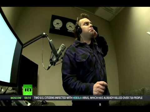 Behind The Scenes Of Death Machine Propaganda  8/6/14   (Drone)