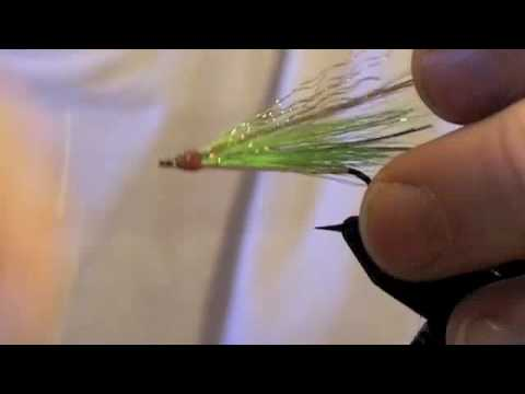 Scotts Virtual Fly Tying - Clouser Minnow