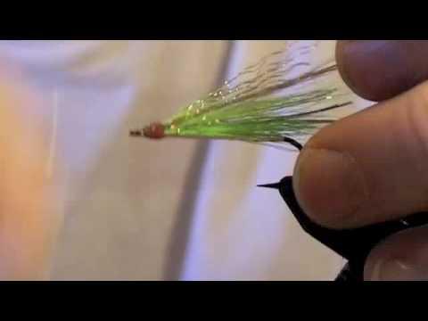 Scotts Virtual Fly Tying - Clouser Minnow